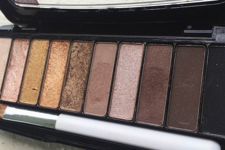 Dupe Alert: Urban Decay's New Naked Smoky Palette for Less