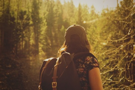 Advice And Tips For Hiking Newbies // www.brokeandchic.com