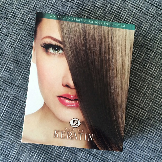 Review: Rio de Keratin at-home smoothing treatment