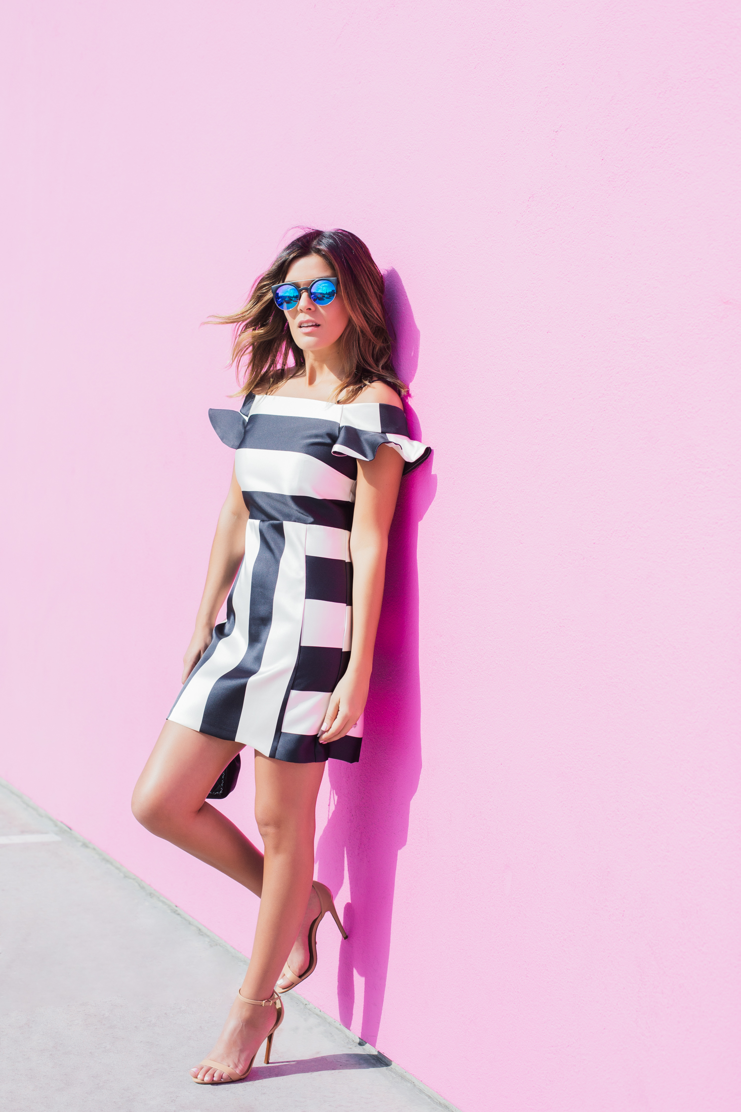 Stripes are ALWAYS a do!