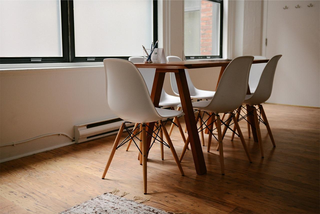 Modern chairs!