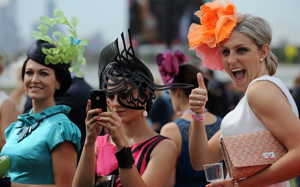 Style Guide: The Melbourne Cup