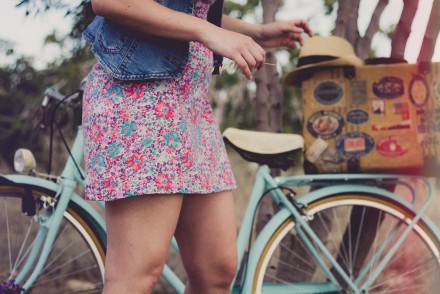 Getting Started with Cycling on a Budget // www.brokeandchic.com