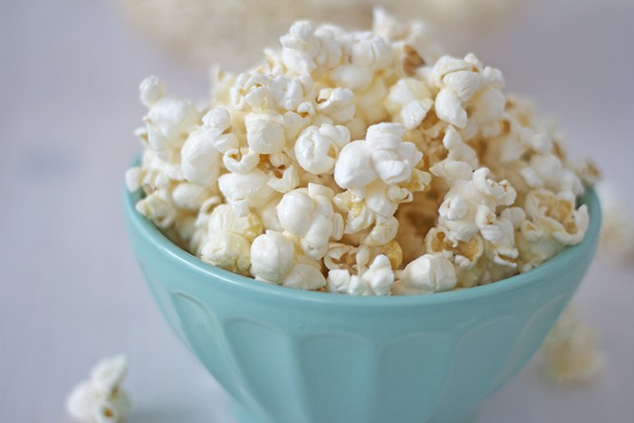 Recipe: Salted Honey Butter Popcorn