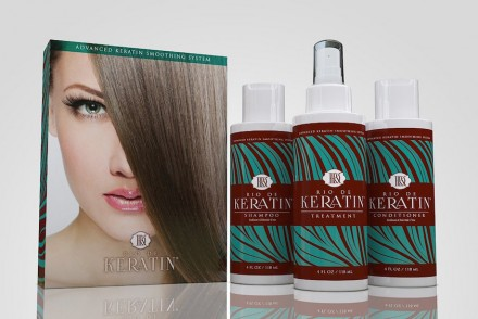 Review: Rio De Keratin's At-home Keratin Treatment // www.brokeandchic.com