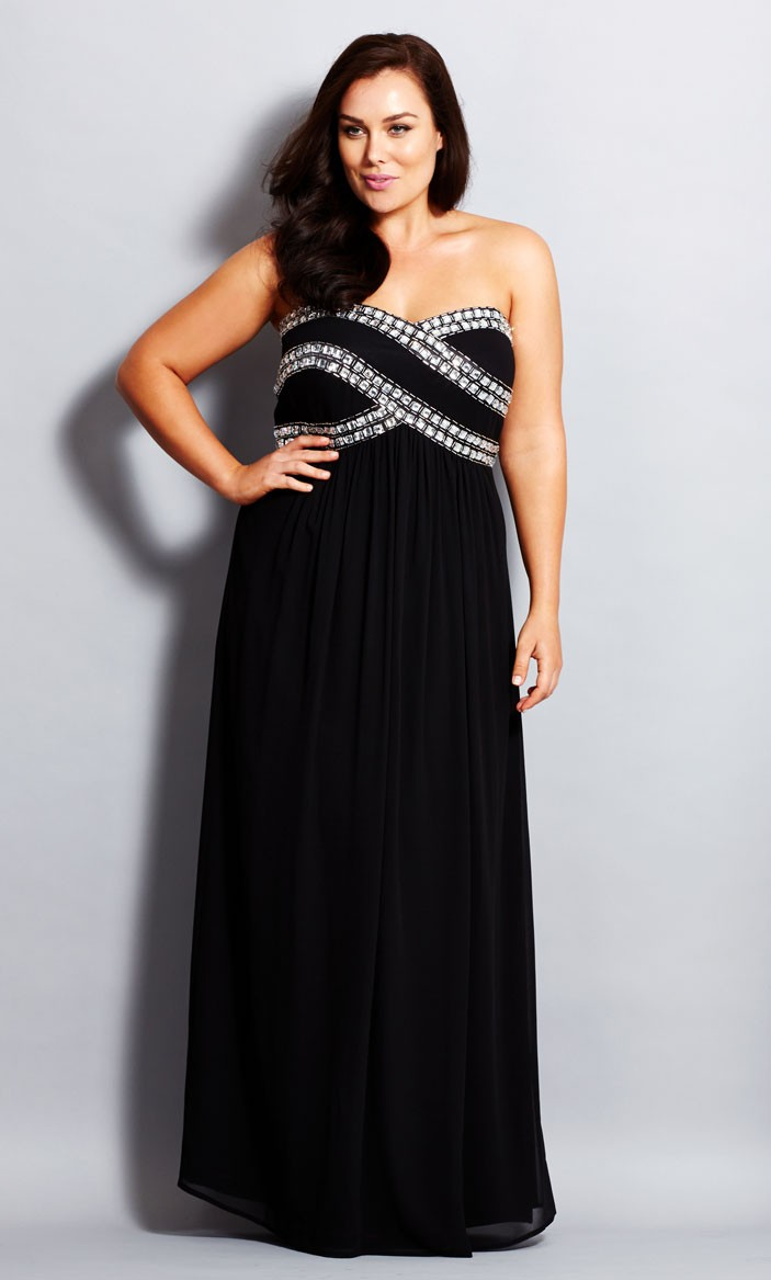 5 Essential Tips for Plus-Size Evening Gown ShoppingBroke and Chic