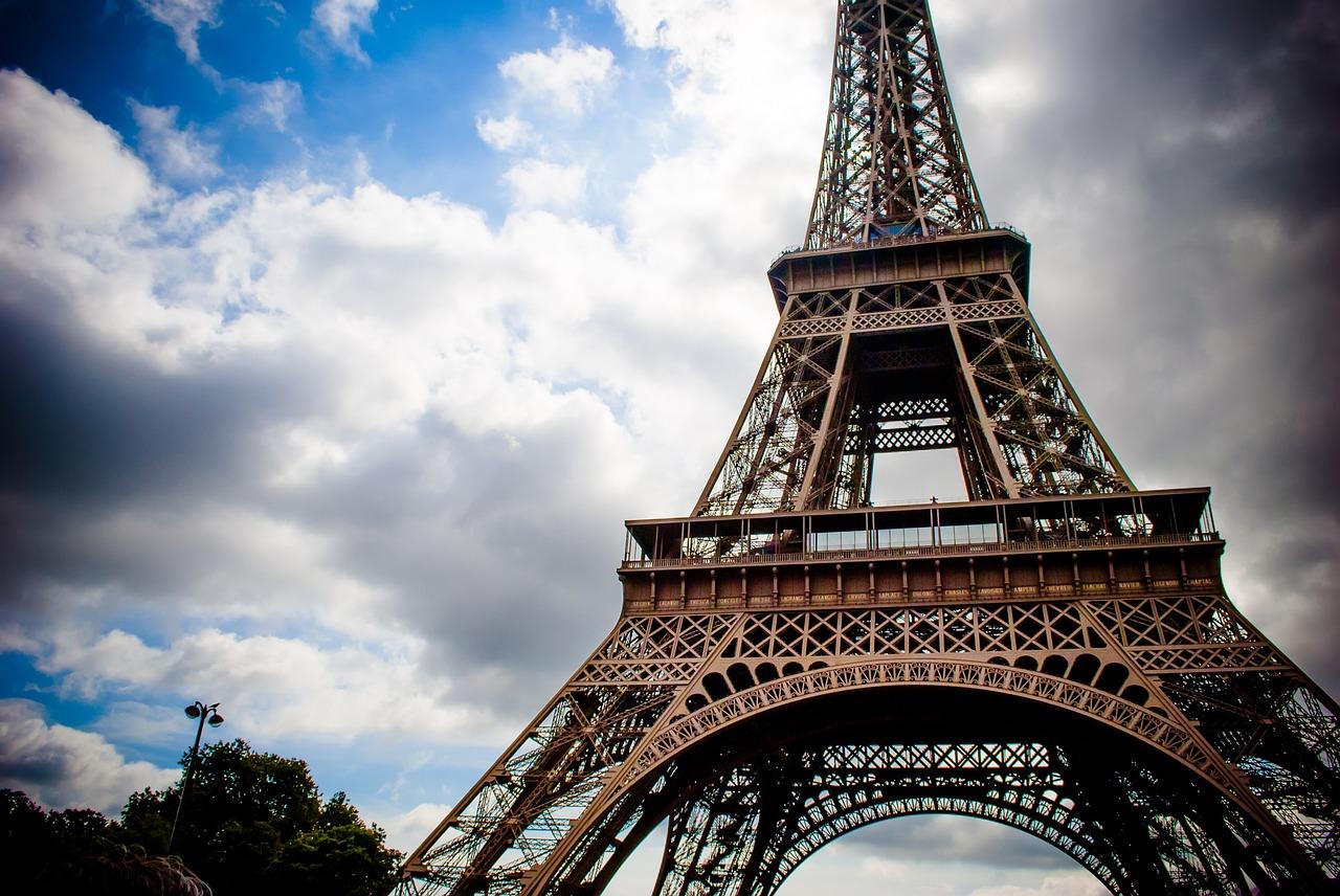 Paris, France // www.brokeandchic.com