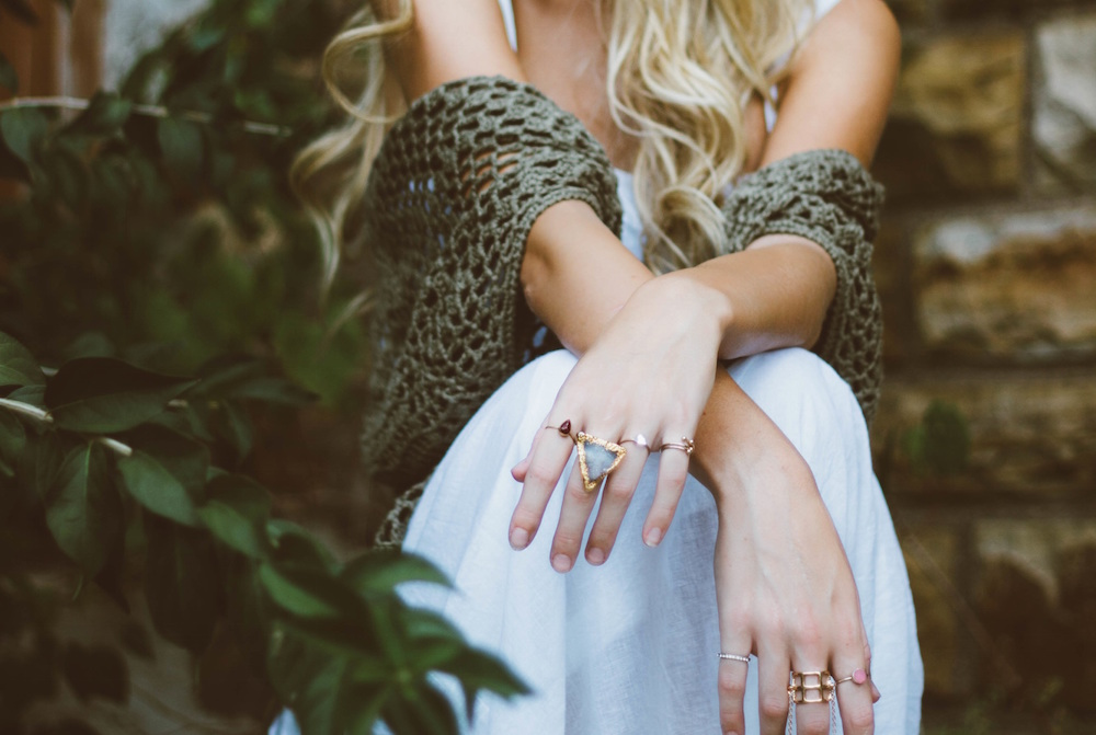 Swooning over these rings!