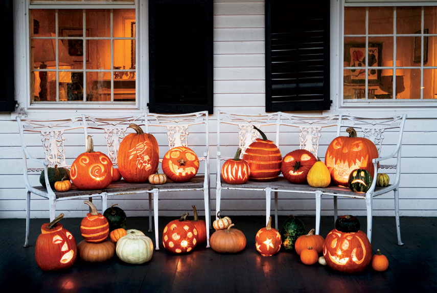 halloween decor ideas & A Brief Guide to Decorating Your House This HalloweenBroke and Chic