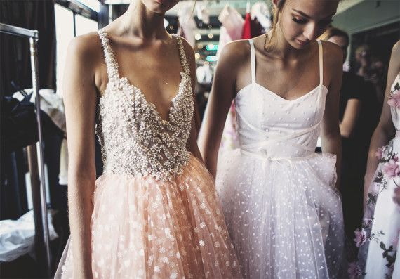 stunning gowns!