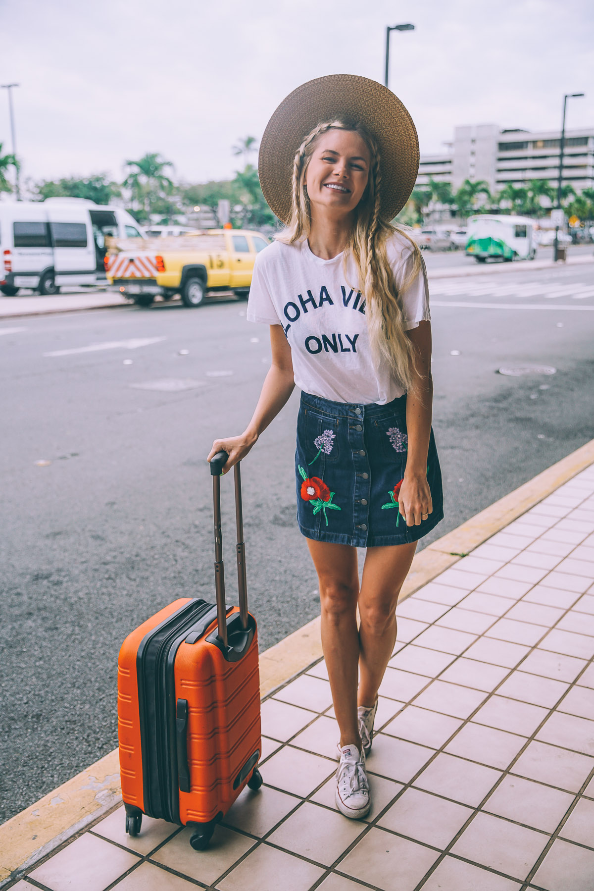 Perfect travel outfit!
