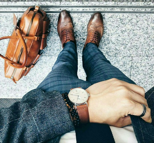 Men: Here's How You Can Accessorize with Style