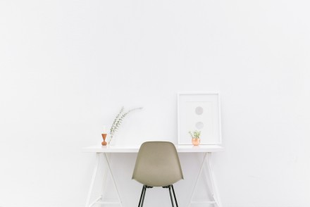 The Perfect Home Office Checklist // brokeandchic.com