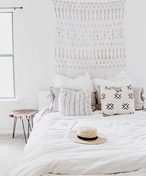 Decor Inso: Adding a Touch of Cozy To Your Home // brokeandchic.com