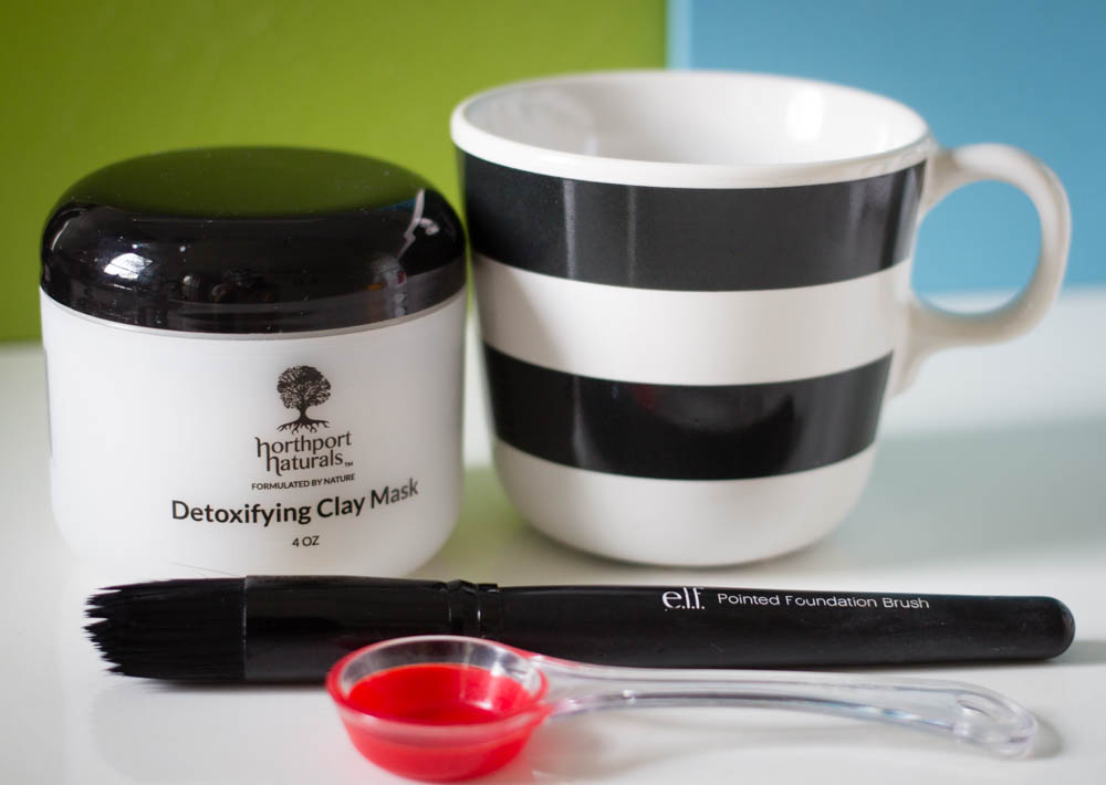 Review: Northport Naturals Detoxifying Clay Mask