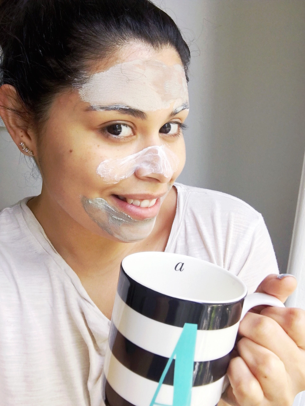 Review: The Clay Mask from Northport Naturals // brokeandchic.com