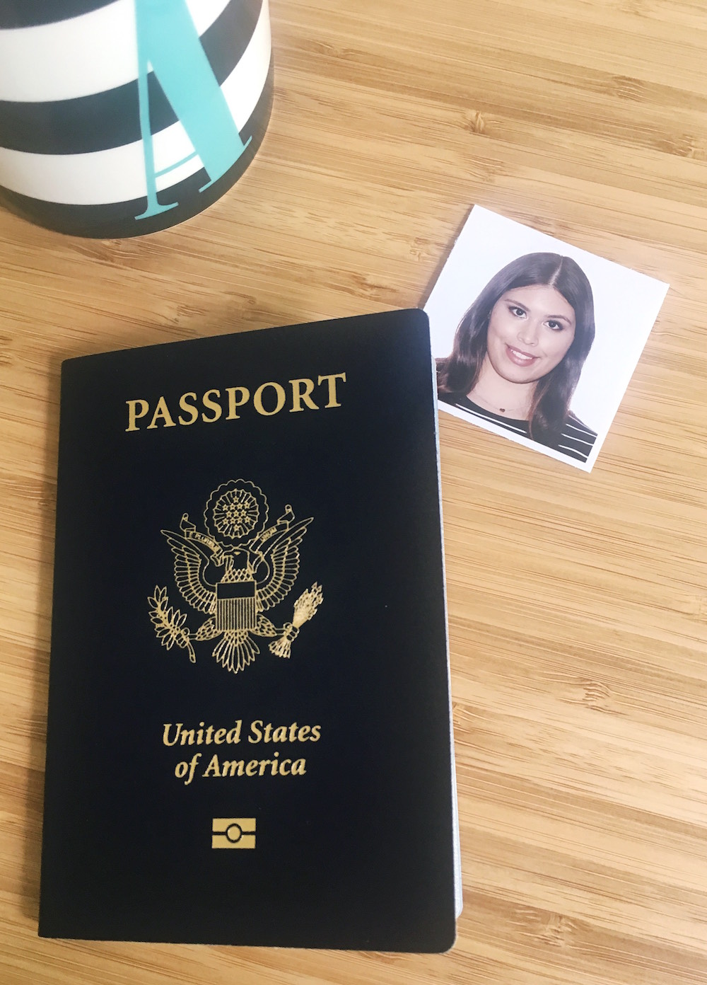 Renewing Your Passport: The Unexpected Emotional Rollercoaster // brokeandchic.com