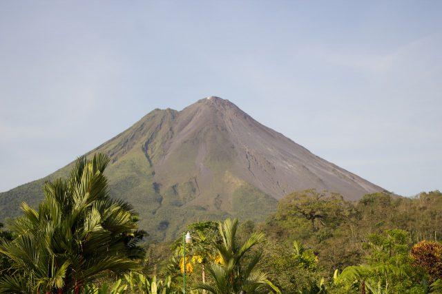 Arenal Volcano National Park, Costa Rica // brokeandchic.com