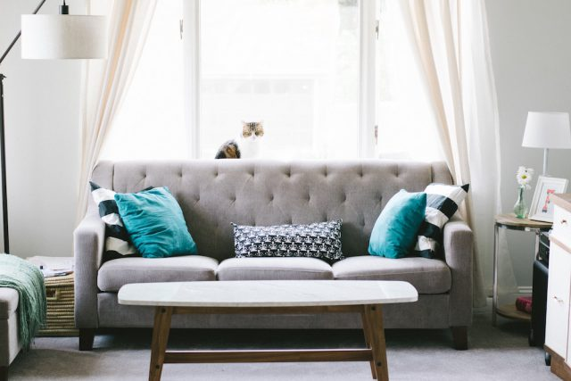 How to Decorate Your First Home without Going Broke
