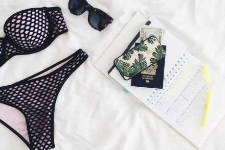 How to Prepare for a Vacation Abroad // www.brokeandchic.com