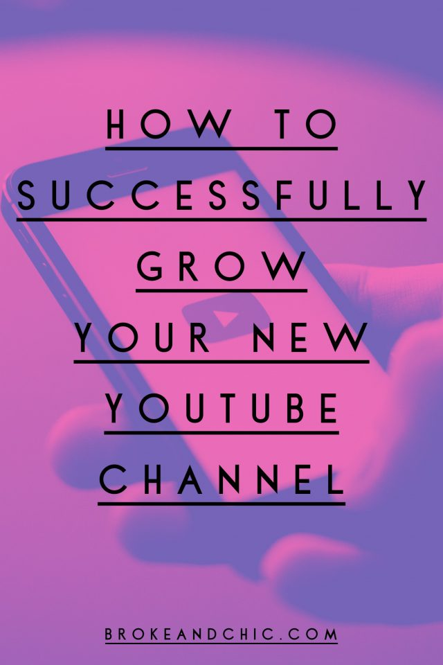 Career Advice: Investing in Your YouTube Channel
