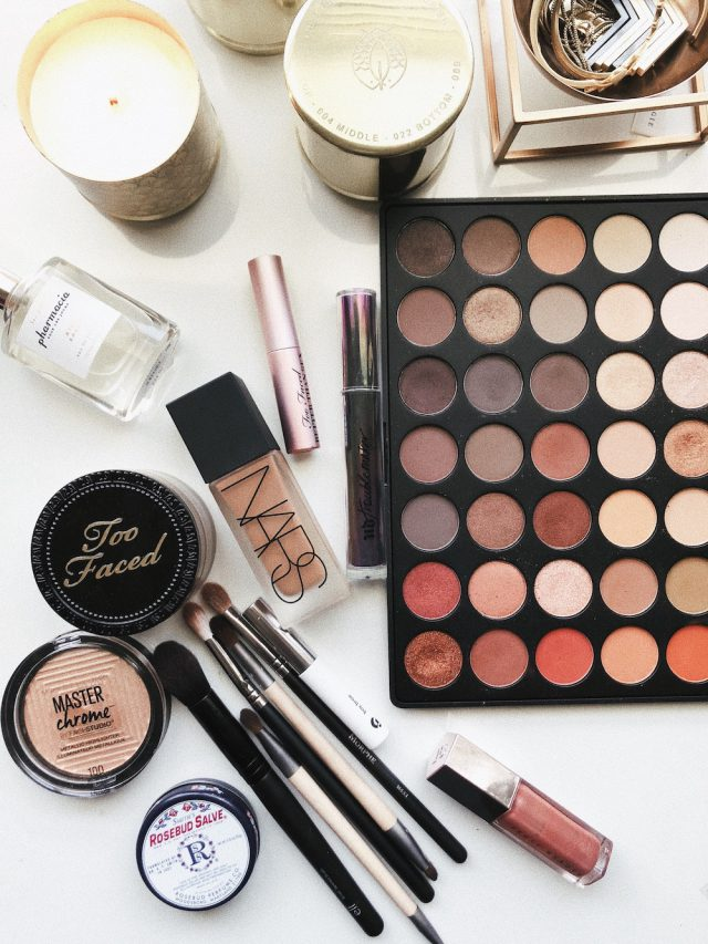 How to Spend Less Time Getting Ready in the Morning // www.brokeandchic.com