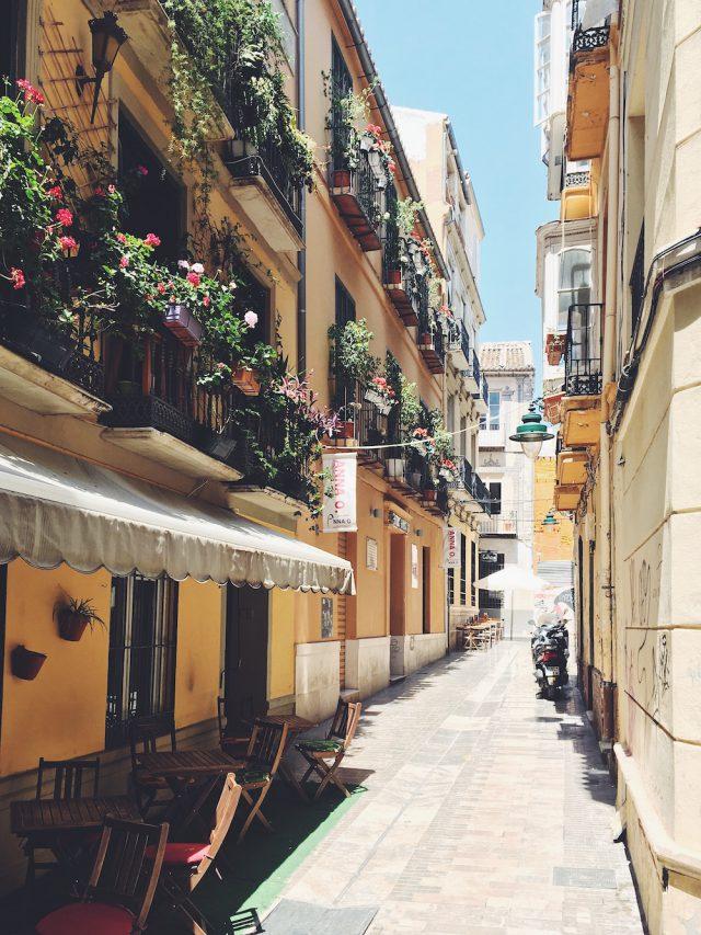 Malaga, Spain!