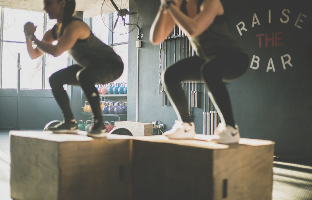 avoiding injury when working out
