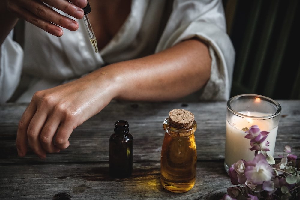 Botanical Oils for the Skin
