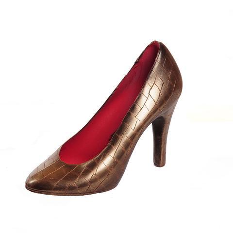 Chocolate shoe!