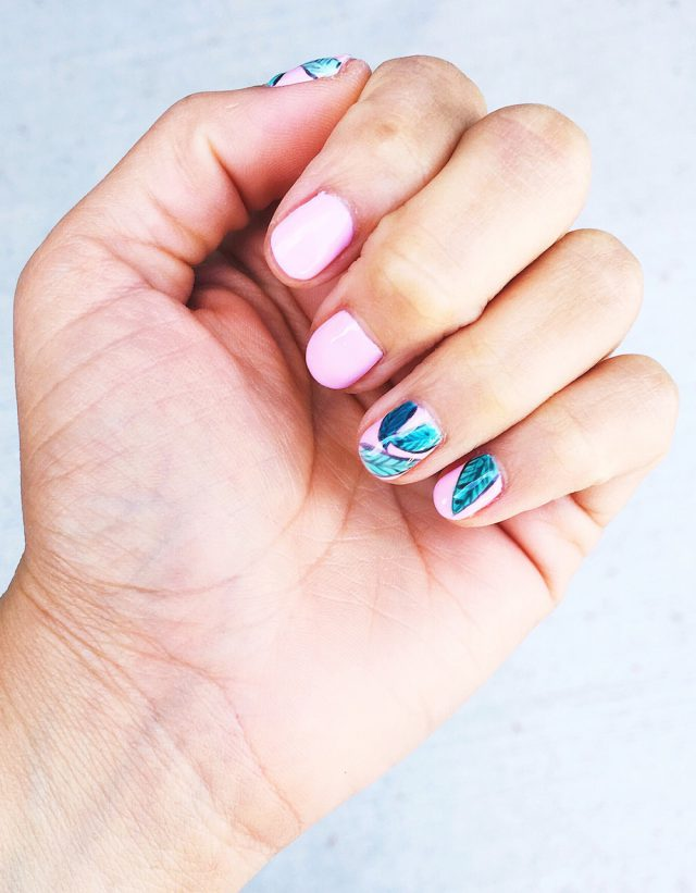 Summer nail art trends