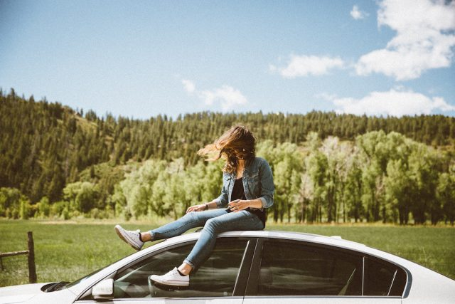 How to Prepare for a Cross-Country Road Trip // www.brokeandchic.com