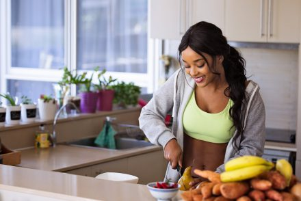 How Diet Improves Your Health