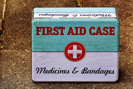first aid tips