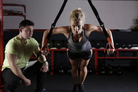 benefits of being a personal trainer