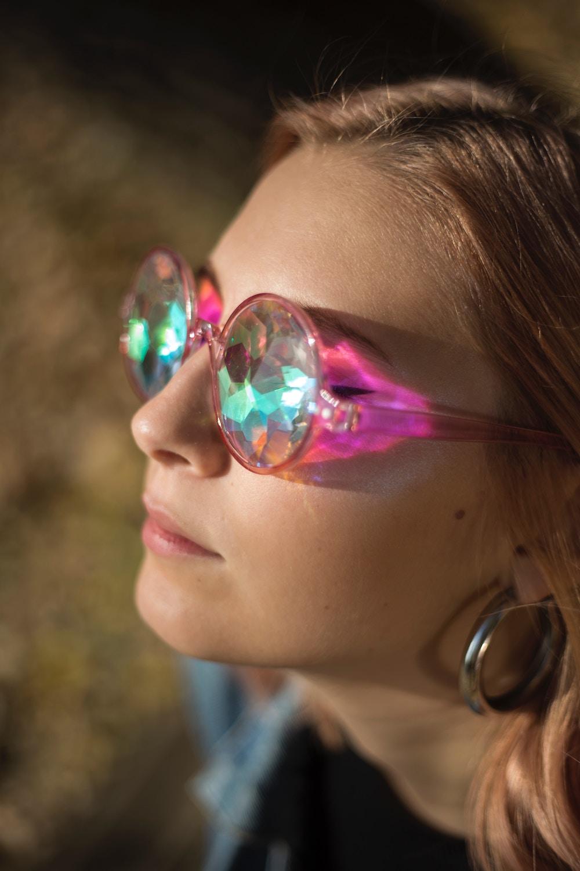 kaleidoscope sunglasses