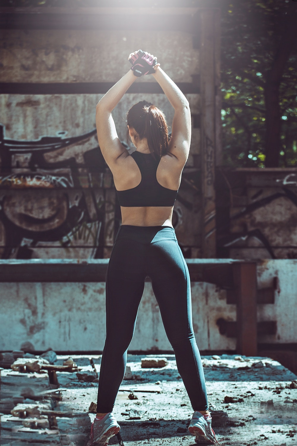 the benefits of working out more