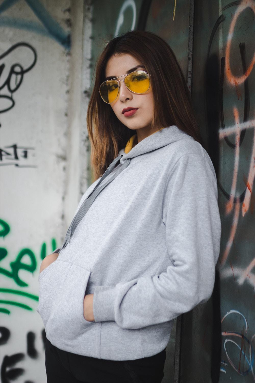 yellow aviator sunglasses