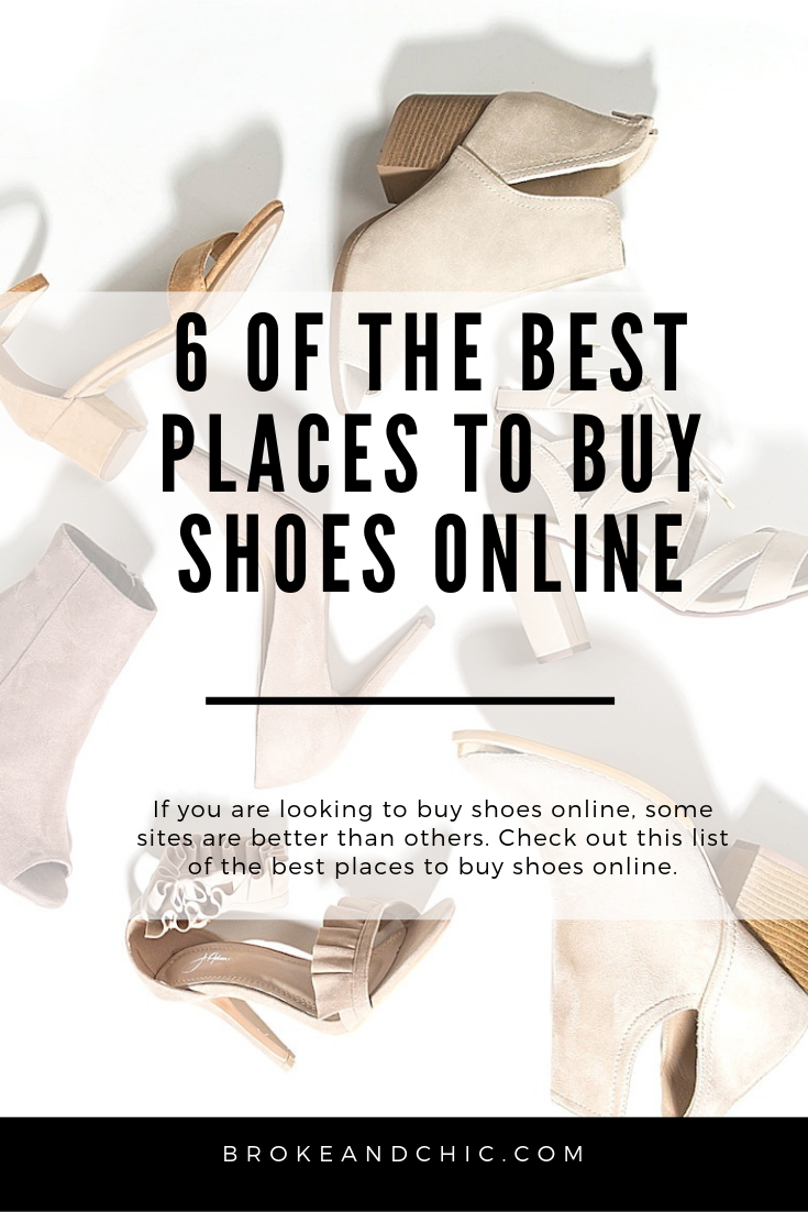 best places to buy shoes online