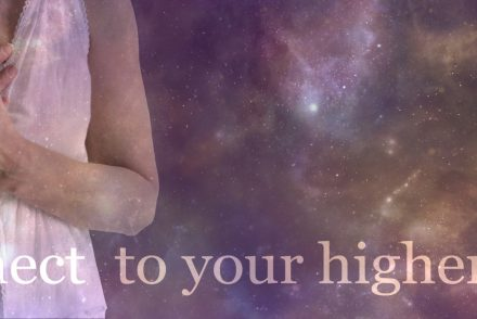 connect with your higher self