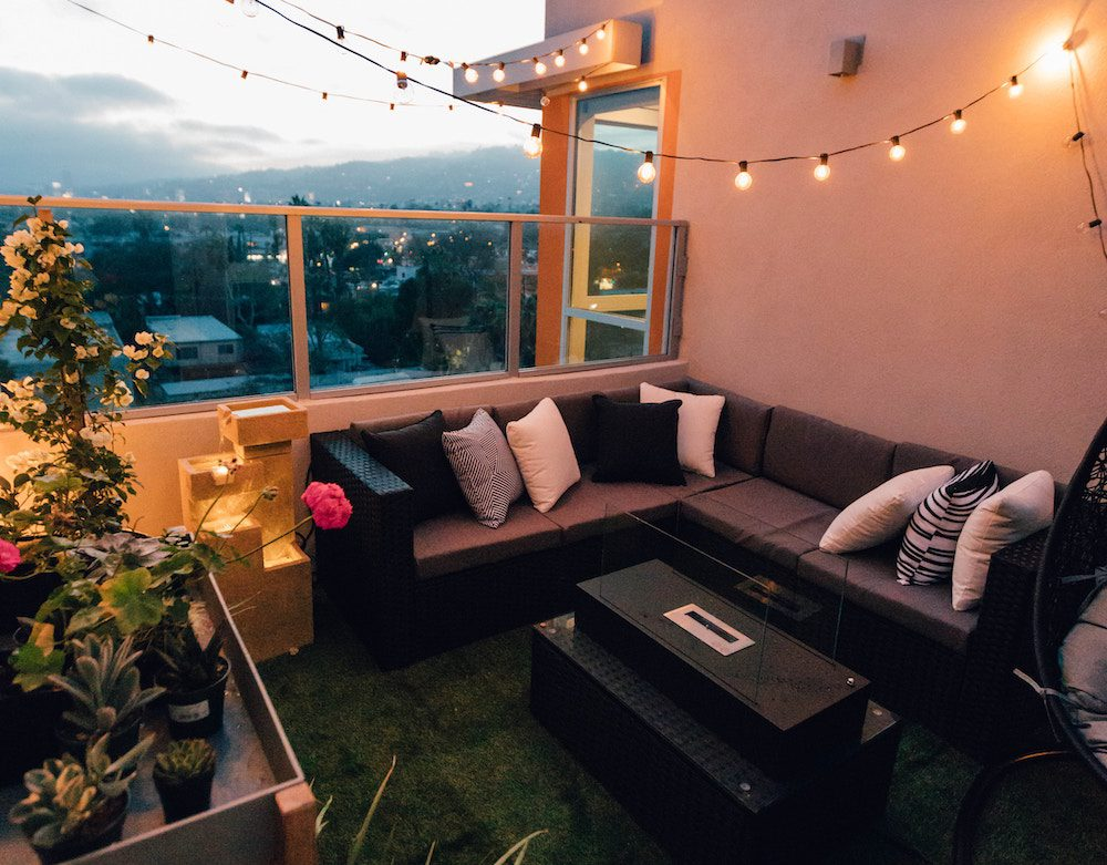 how to enjoy your patio during the winter