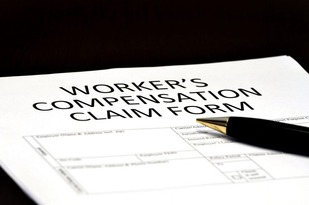workers comp claim