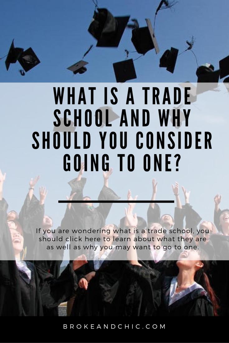 information on trade schools
