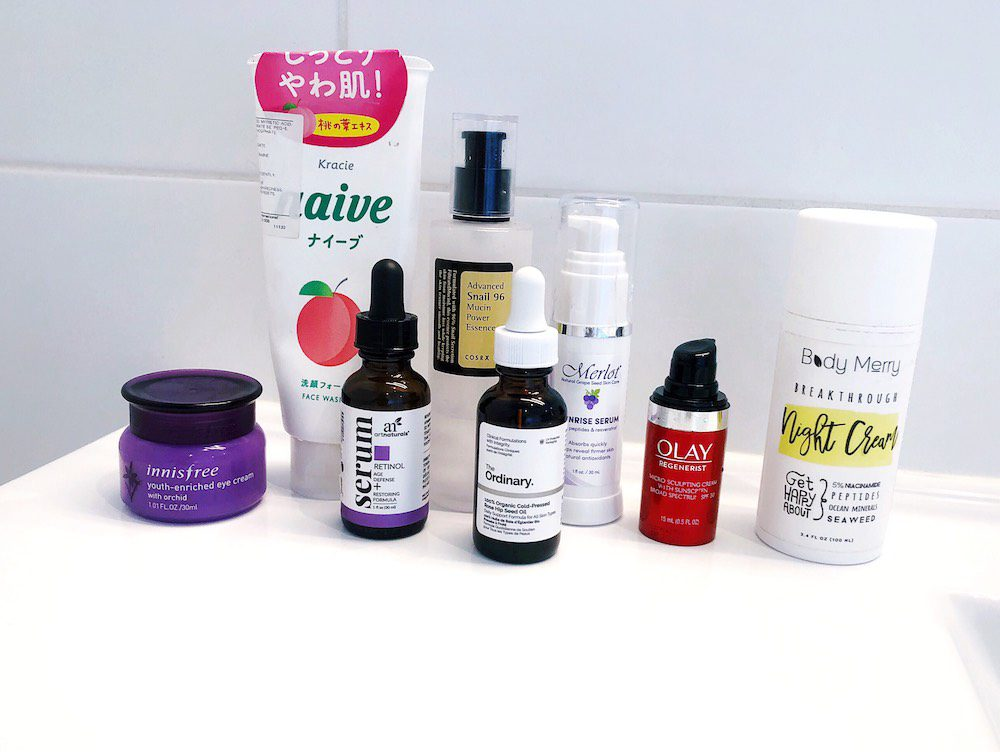 affordable skincare routine