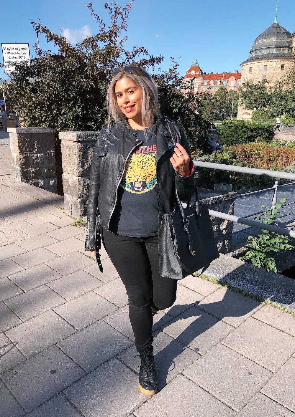 Plus size fashion in Orebro Sweden