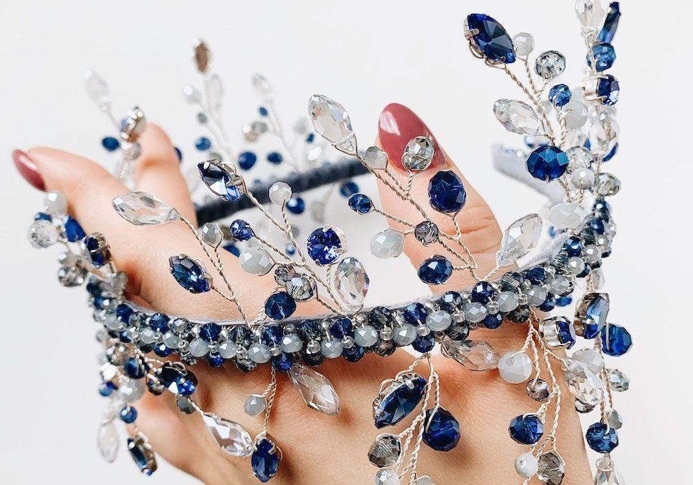 colored sapphire bracelet