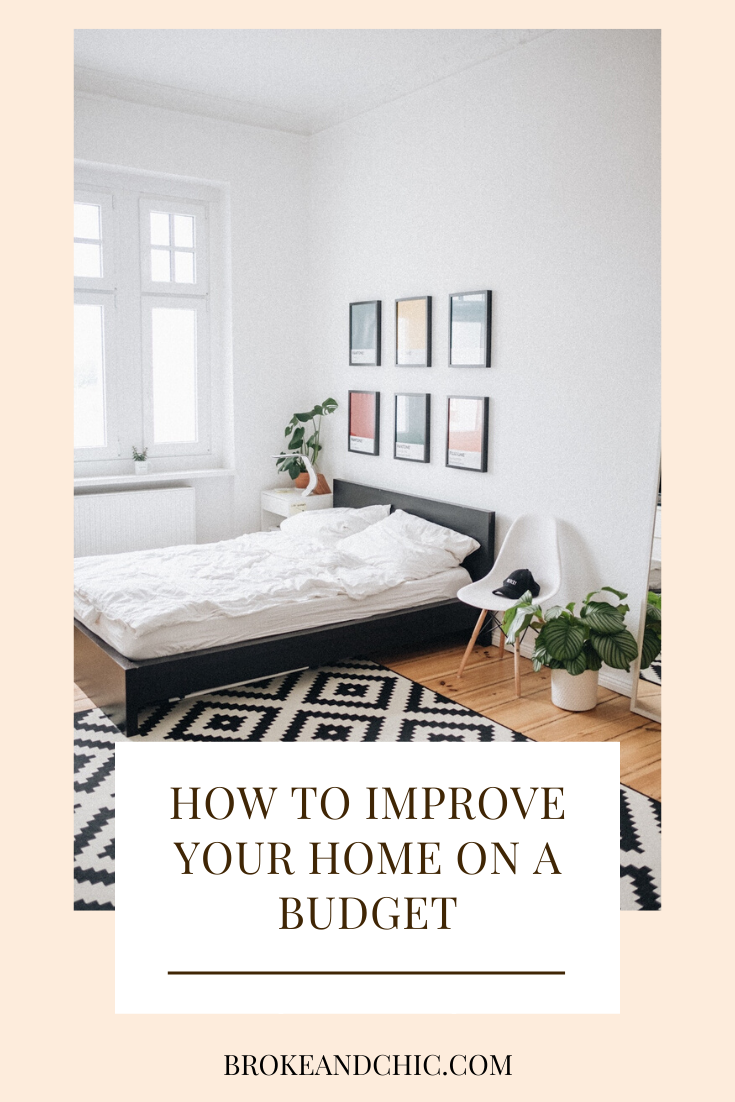 How to Improve Your Home on a Budget