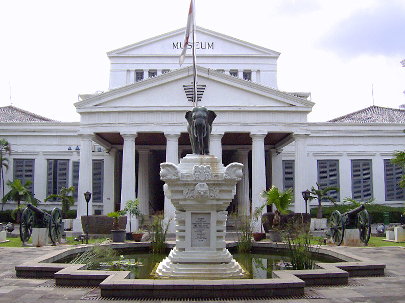 Museum Nasional in indonesia