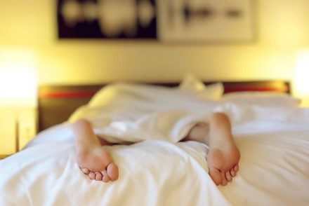 The Best Sleeping Positions for Lower Back Support