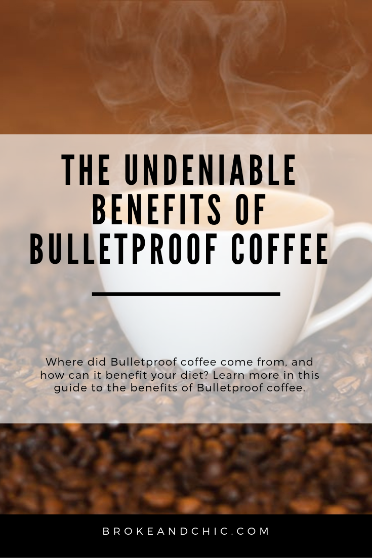 bulletproof coffee information